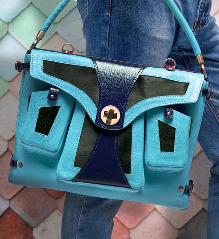 fashion bag for men haute couture Qlare