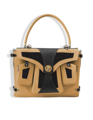 qlare handbags for men