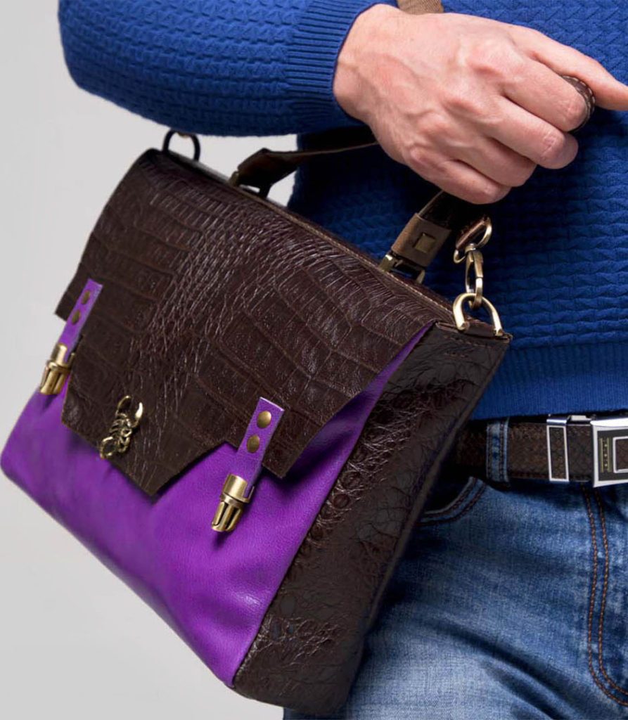fashion bag for men 2021 by stas qlare