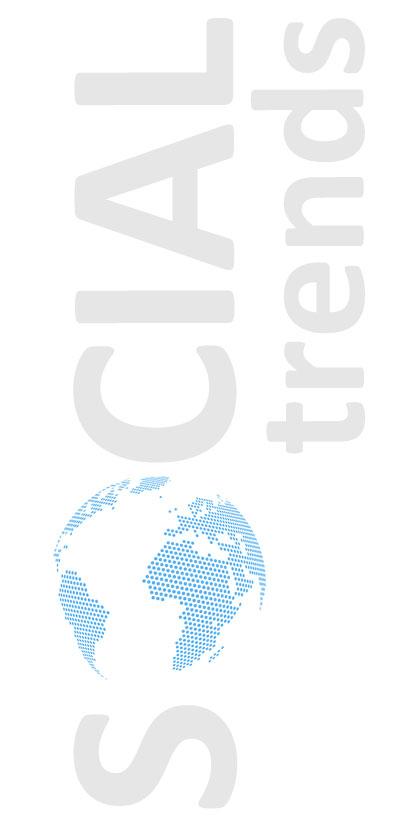 social trends development service worldwide