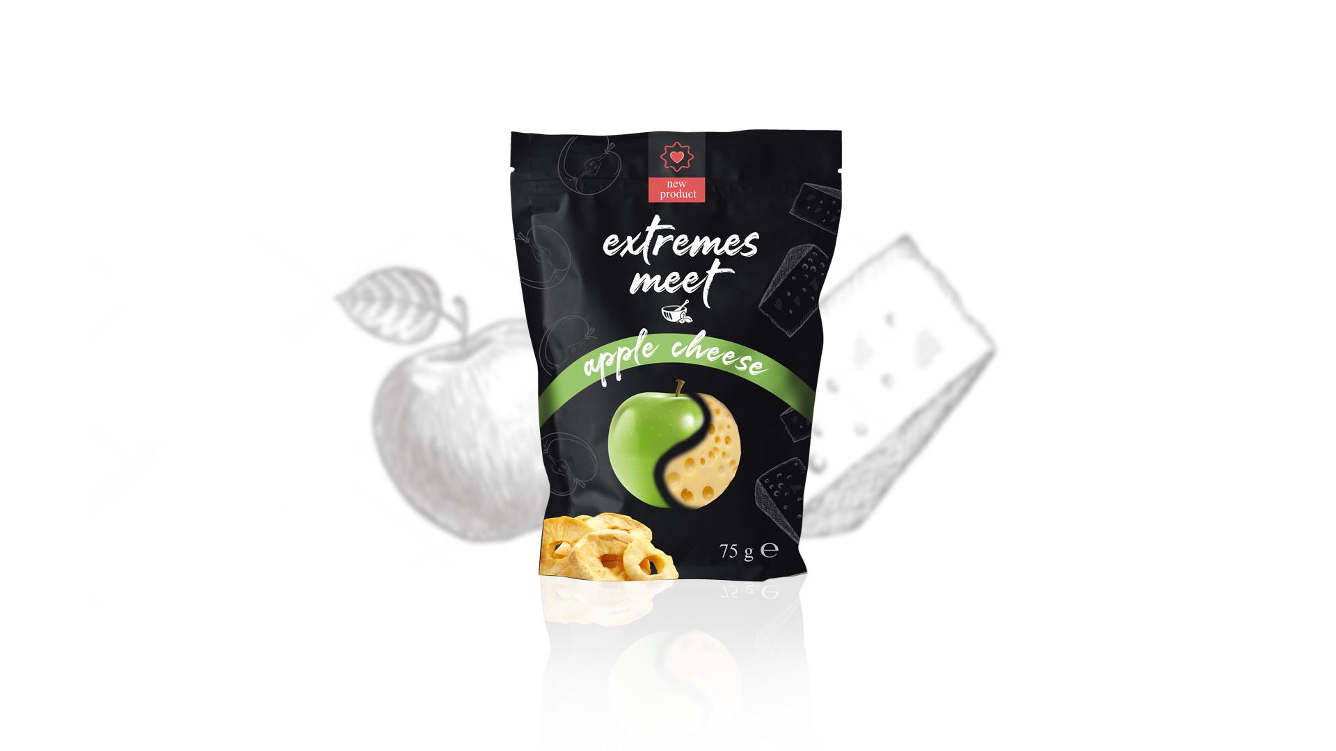 snack package design stas qlare shvechkov