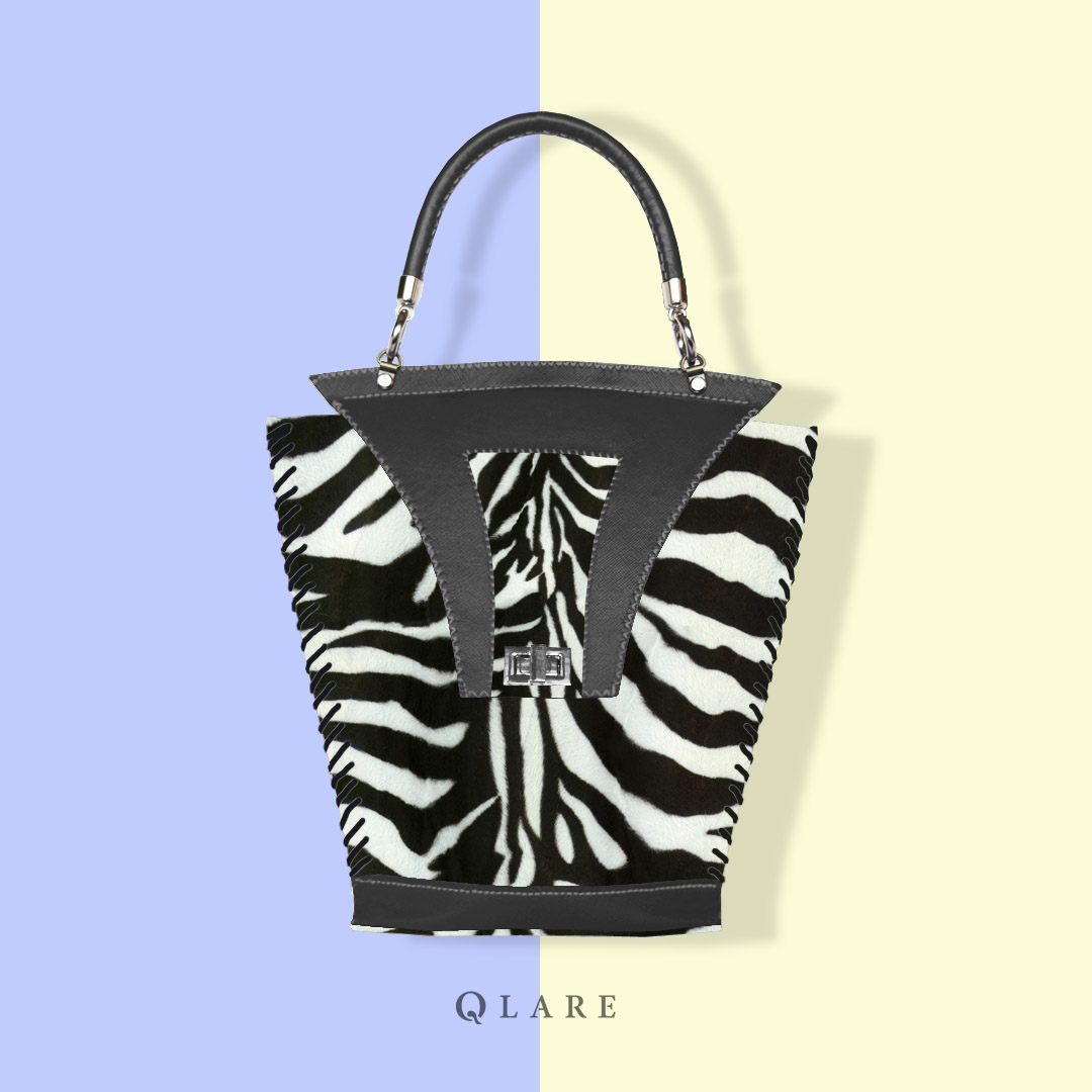 haute couture fashion bag stas qlare shvechkov custom design