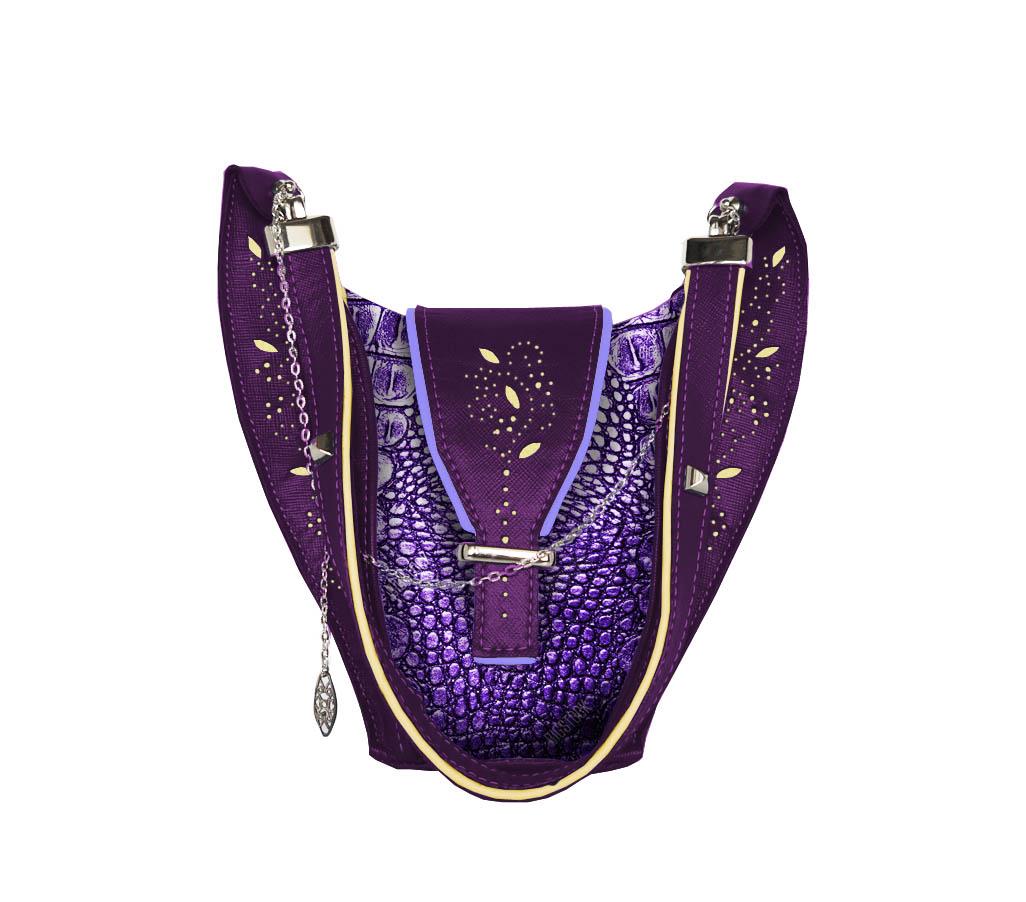 exclusive fashion women handbag stas qlare haute couture