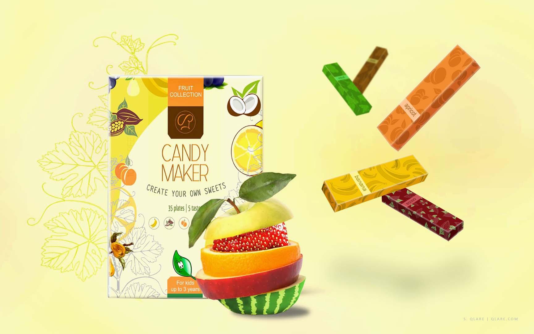 sweet package design service qlare shvechkov