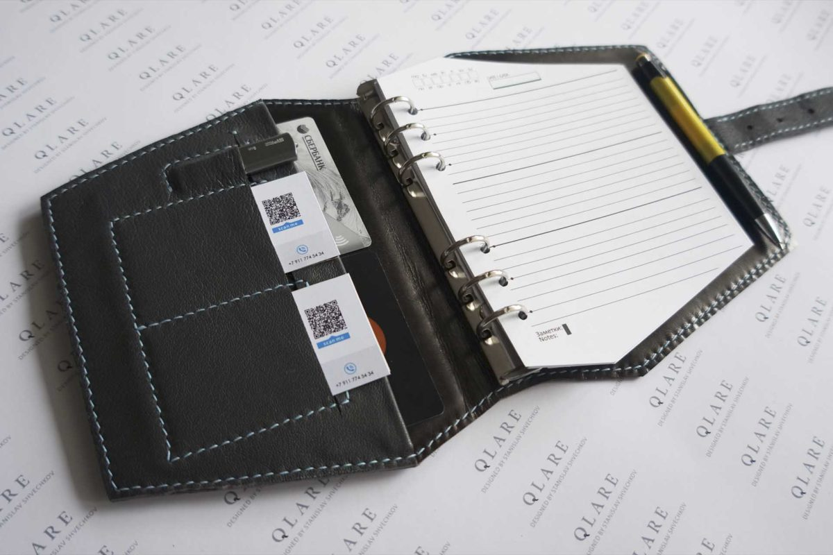 daily planner stas qlare design 2022 collection